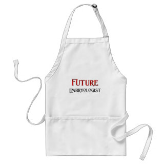 Future Embryologist Adult Apron