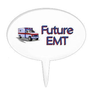Future EMT Cake Topper