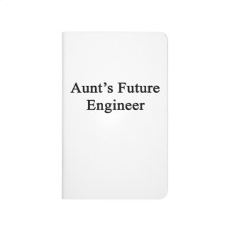 Future Engineer de tía Cuadernos Grapados