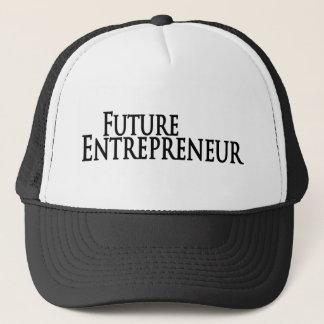 future entrepreneur trucker hat