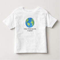 Future Environmental Scientist Tee