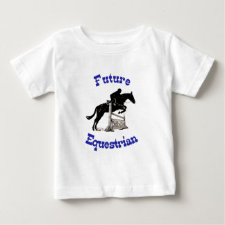 Future Equestrian Kid's Baby T-Shirt