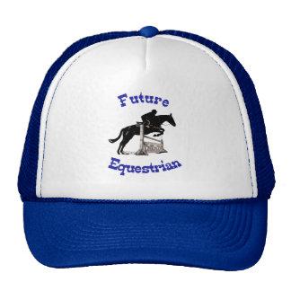 Future Equestrian Kid's Trucker Hats