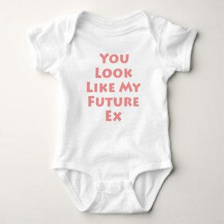 Future Ex Baby Bodysuit