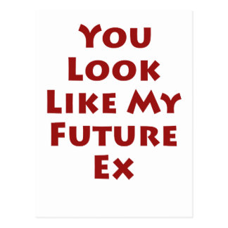 Future Ex Postcard