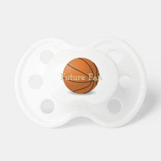Future Fan Basketball Pacifier