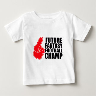 Future Fantasy Football Champ Baby T-Shirt