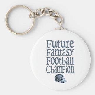 Future Fantasy Football Champ Key Chain