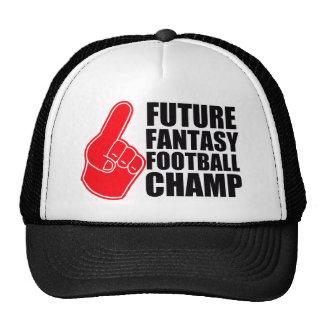 Future Fantasy Football Champ Trucker Hat