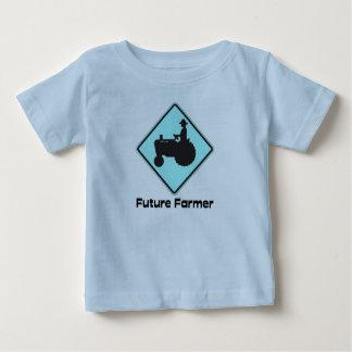 Future Farmer Baby Blue Tees