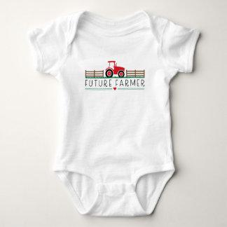 Future farmer Baby Bodysuit