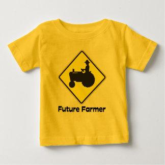 Future Farmer Baby T-Shirt
