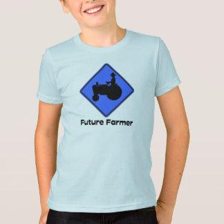 Future Farmer Medium Blue T-Shirt