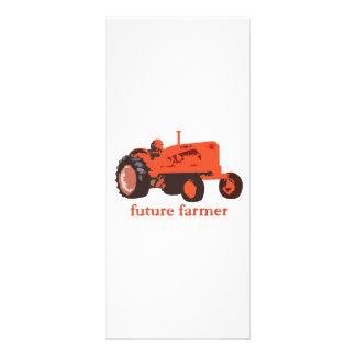 Future Farmer Rack Card Template
