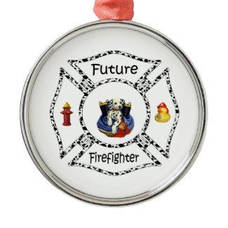 Future FF Dalmation ornament