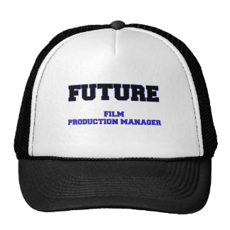 Future Film Production Manager Mesh Hats