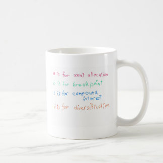 Future Financial Advisor Coffee Mug