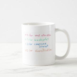 Future Financial Advisor Classic White Coffee Mug