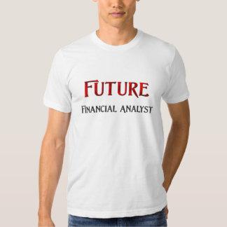 Future Financial Analyst T-Shirt