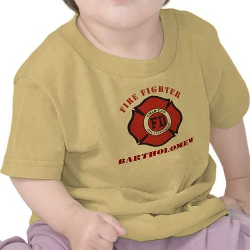 Future Fire Fighter T Shirts