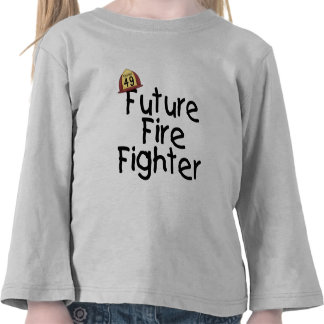 Future Fire Fighter Tshirts and Gifts