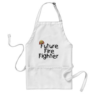 Future Fire Fighter Tshirts and Gifts Aprons