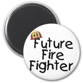 Future Fire Fighter Tshirts and Gifts Magnet
