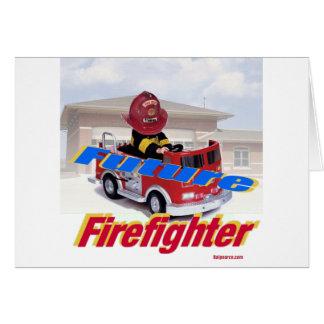 Future FireFighter Card