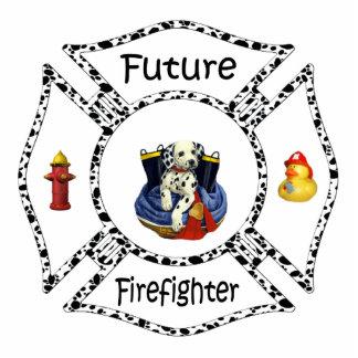 Future Firefighter Dalmation Statuette