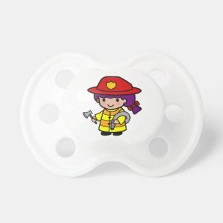 Future Firefighter Pacifiers