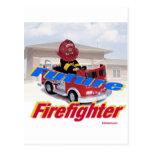 Future FireFighter Post Card