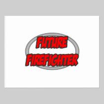 Future Firefighter Postcards