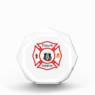 Future Firefighter Red Maltese Award