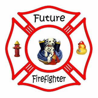 Future Firefighter Statuette