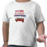 Future Firefighter T Shirts
