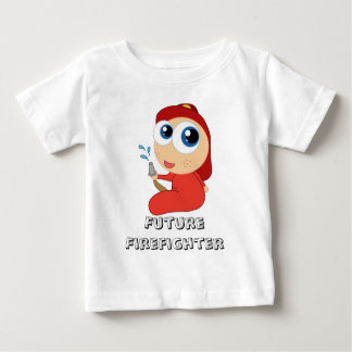 Future Fireman Infant T-shirt