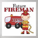 Future Fireman Posters