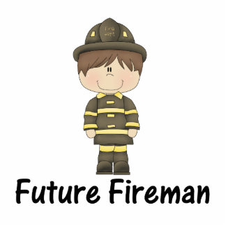 future fireman statuette