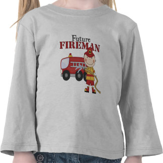 Future Fireman Tee Shirt