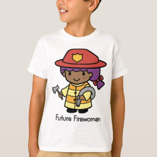 Future Firewoman T-Shirt