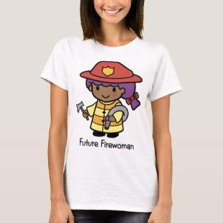 Future Firewoman T-Shirt