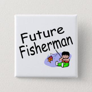 Future Fisherman Button