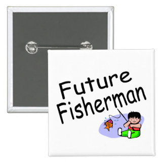 Future Fisherman Pin