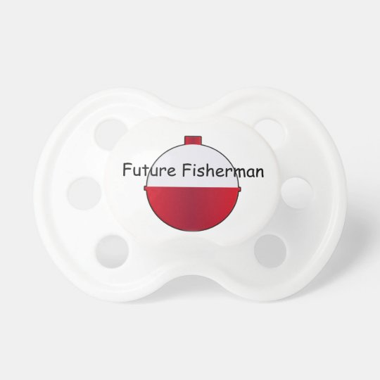 Future Fisherman Infant Pacifier