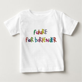 Future Flair Bartender Infant/Toddler T shirt