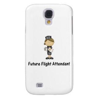 future flight attendant galaxy s4 cover