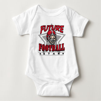 Future Football Star Baby Bodysuit