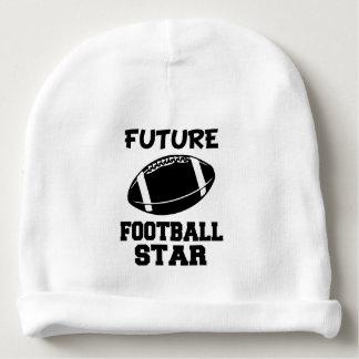 Future Football star baby boy beanie hat