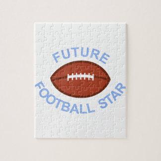 Future Football Star Jigsaw Puzzle