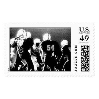 Future football stars postage